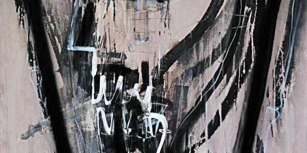 ZOITA | Hope | 60x90 cm | Acrylic on canvas