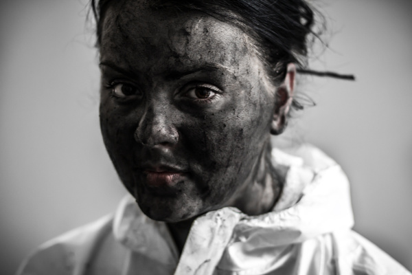 ZOITA | When black means mistery | Performance